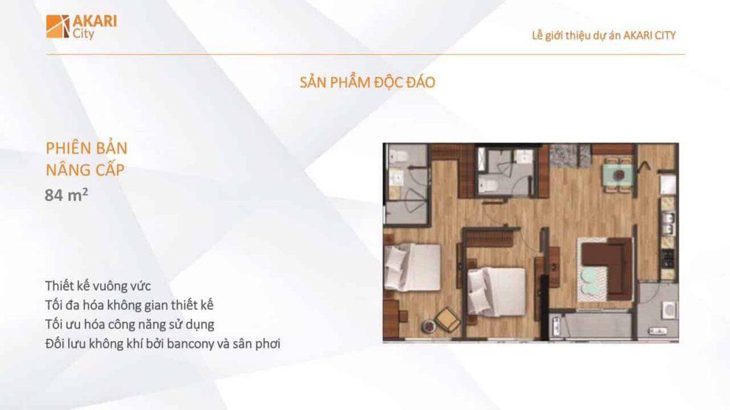 Thiết kế căn hộ 4