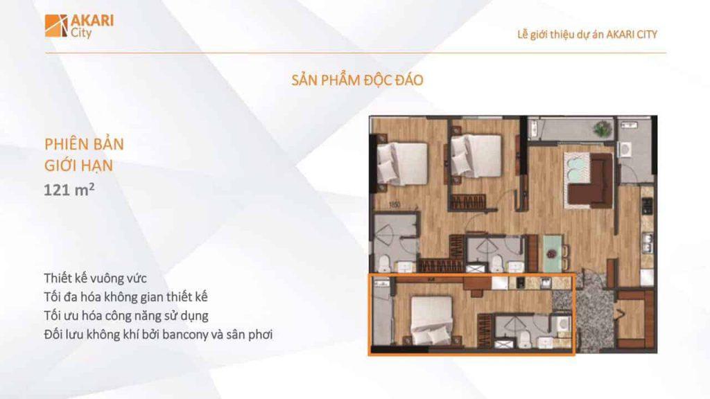 Thiết kế căn hộ 6