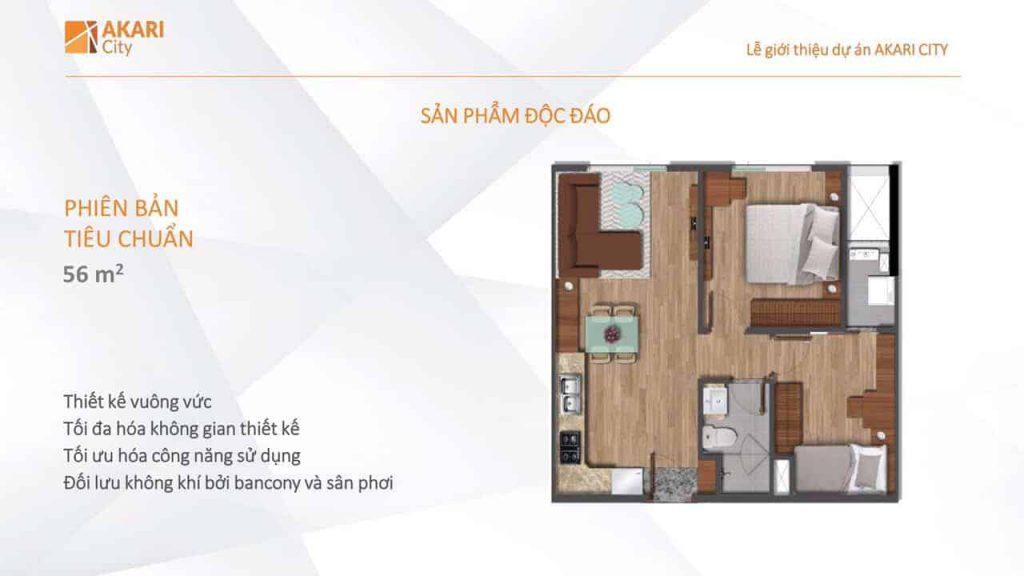 Thiết kế căn hộ 1