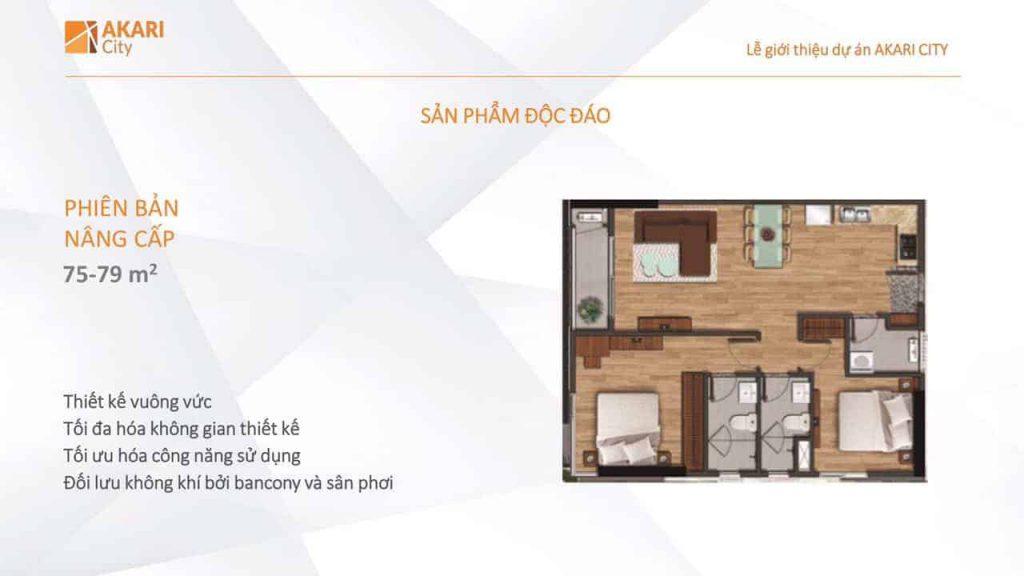 Thiết kế căn hộ 3