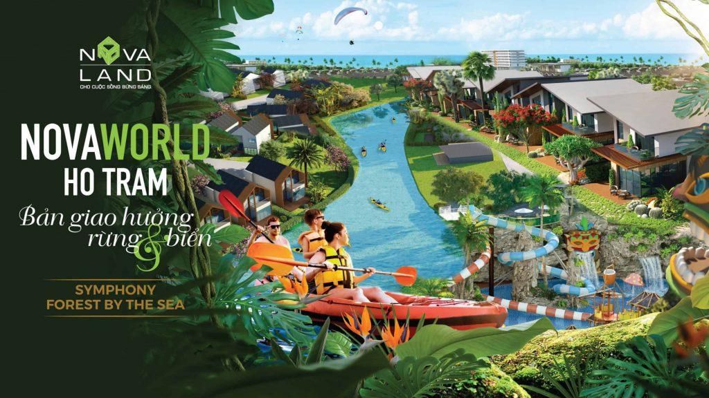Dự án novaland Hồ Tràm