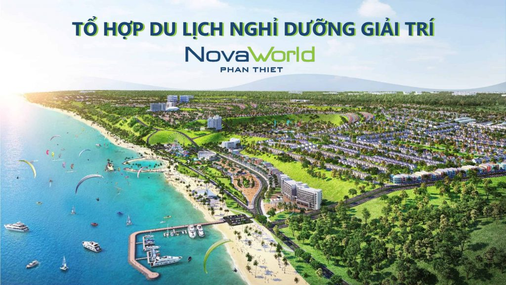 tong the novaworld phan thiet
