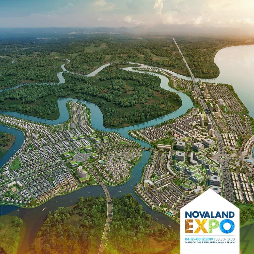 aqua city expo novaland